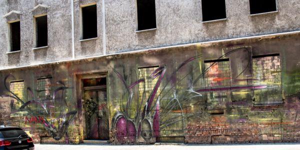 Freiraumgalerie @ Halle (Saale)