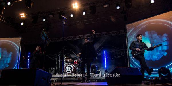 Blutengel @ Walpurgisnacht Open Air Halle 2017