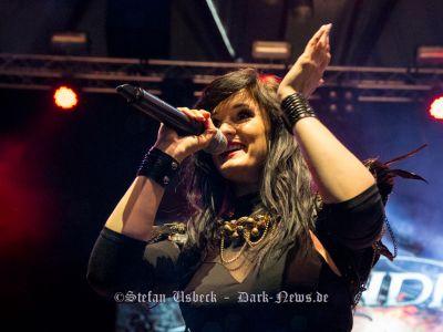 Xandria @ Autumn Moon Festival 2016