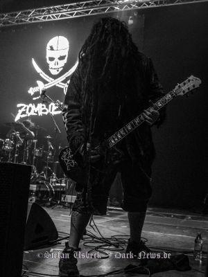 Zombie Boy @ Autumn Moon Festival 2016