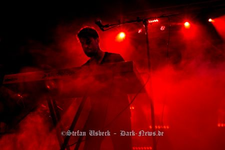 Diary Of Dreams @ Dark Storm Festival 2016