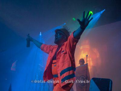 Patenbrigade: Wolff @ Dark Storm Festival 2016