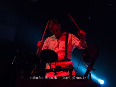 The Sexorcist @ Dark Storm Festival 2016