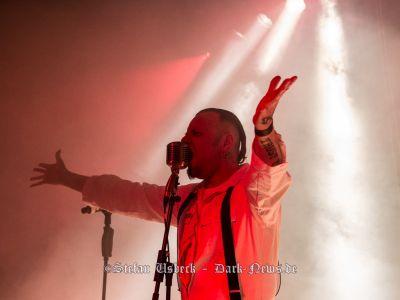The Sexorcist @ Dark Storm Festival 2016