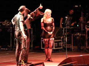 Der Tod @ Amphi Festival 2015