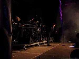 Deine Lakaien @ Autumn Moon Festival 2015