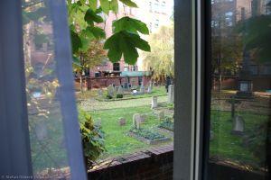 Blick aus dem Fenster @ Hotel Garni Forum Hameln