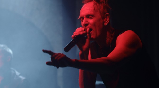 E-Werk Ost 2016: Front Line Assembly