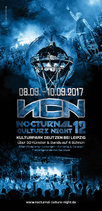NCN 12 - Nocturnal Culture Night 2017