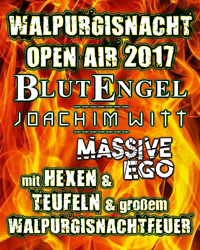 Walpurgisnacht Open Air Halle