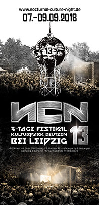NCN13 Nocturnal Culture Night 2018