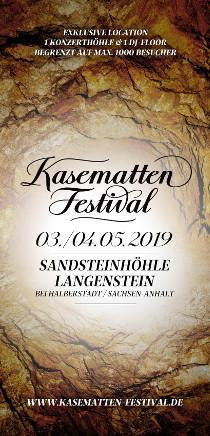 Kasematten Festival 2019