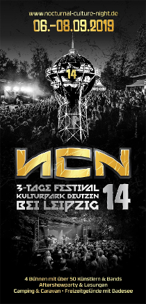 NCN14 Nocturnal Culture Night 2019